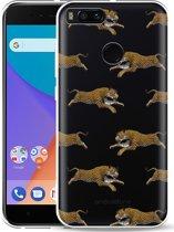 Xiaomi Mi A1 Hoesje Leopard