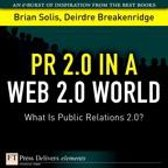 PR 2.0 in a Web 2.0 World