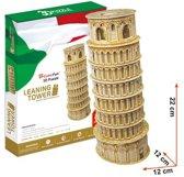 3D Puzzel Toren Pisa 30dlg