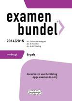 Examenbundel - VMBO-GT Engels  - 2014/2015
