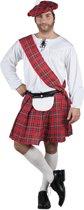Schotse Kilt - Kostuum - Maat 50/52 - Carnavalskleding