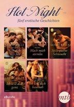Hot Night - fünf erotische Kurzgeschichten