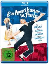 An American in Paris (1951) (Blu-Ray) (import)