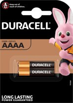 Duracell Ultra Power Alkaline AAAA/MX2500 - blister 2