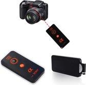 Draadloze afstandsbediening voor Sony Alpha & Nex Camera's infrarood  | Remote Control