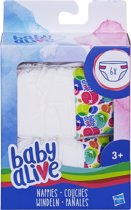 Baby Alive Luiers Refill