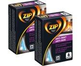 ZIP Anti-roet zakjes 12 zakjes (2x6)