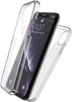 X-Doria Defense 360X Hoesje iPhone XR Transparant