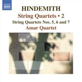 Hindemith: String Quartets 2