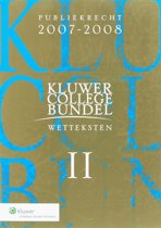 Kluwer Collegebundel / 2007-2008