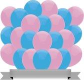 Ballonnen Set Baby Roze / Baby Blauw (20ST)