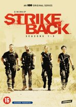 Strike Back - Seizoen 1 t/m 5