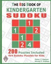 The Big Book of Kindergarten Sudoku