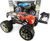 RC Monstertruck  Cross truck  rc auto 1:8 -Geel monster car