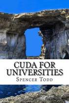Cuda for Universities