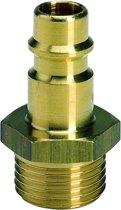 """EINHELL Insteeknippel voor compressor - ¼"""" buitendraad"""