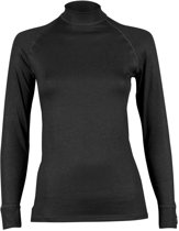 RJ Bodywear - Thermoshirt - Dames - XL - Black