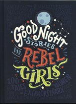 Omslag van 'Good Night Stories for Rebel Girls'