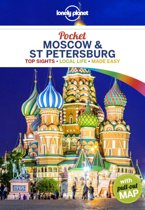 Lonely Planet Pocket Moscow & St. Petersburg