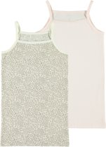 Name it Meisjes 2-Pack Tops - Barely Pink - Maat 110-116