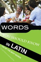 Words You Should Know in Latin