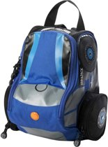 Pick & Pack Tractor Shape - Rugzak - Blue Multi