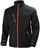 Helly Hansen Brugge Jacket XL (992 Zwart/Oranje)