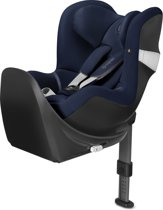 Cybex SIRONA M2 I-SIZE incl. BASE M Denim Blue | blue