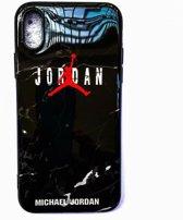 Jordan telefoonhoesje (casie) - iPhone 7/8 - Zwart