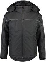 Tricorp Midi Parka - Workwear - 402004 - zwart - Maat XS