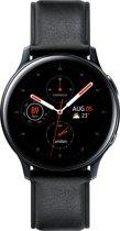 Samsung Galaxy Watch Active2 - Stainless steel - 40mm - Zwart