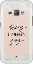 Samsung Galaxy J1 2016 hoesje - Choose joy