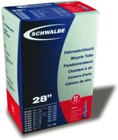 Schwalbe SV17 - Binnenband Fiets - Frans Ventiel - 40 mm - 28 x 1 1/4 - 1 3/8 - 1 1/2 - 175