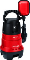 EINHELL Vuilwaterpomp GH-DP 3730 - 370 W - 9.000 l/h - Kunststof behuizing