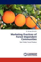 Marketing Practices of Forest Dependent Communities