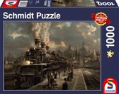 Locomotive 1000 pcs Puzzels