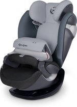Cybex - Pallas M - Autostoel groep 1,2,3 - Moon Dust - light grey
