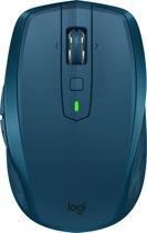 Logitech MX Anywhere 2S - Draadloze Muis - Donkerblauw
