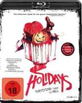 Holidays - Surviving them is Hell (blu-ray)