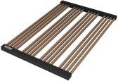 Lanesto RVS pannenrooster Copper / koper oprolbaar
