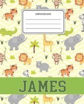 Composition Book James