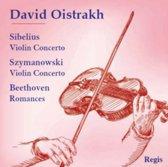Sibelius: Violin Concerto; Szymanowski: Violin Concerto; Beethoven: Romances