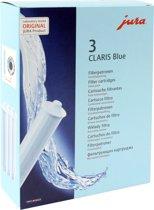 Jura Claris Blue Waterfilter 3 stuks