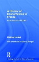 A History of Econometrics in France