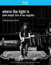 John Mayer - Where The Light Is (Blu-ray)