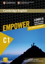 Cambridge English Empower Advanced Combo B with Online Assessment