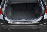 Avisa RVS Achterbumperprotector BMW X1 E84 Facelift 2012-2015 'Ribs'
