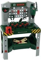 Bosch Speelgoed Werkbank Inclusief 34 accessoires