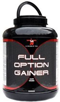 M Double You - Full Option Gainer (Berry Blast) - 3600 gram