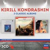 Kyril Kondrashin - Three Classic Al